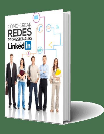 Crea redes profesionales en LinkedIn descarga tu guía